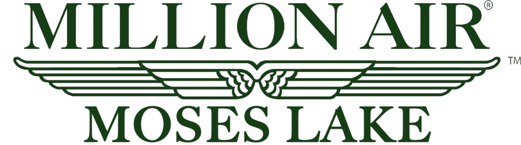 Million Air Moses Lake logo