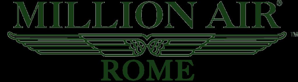 Million Air Rome logo