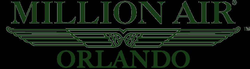 Million Air Orlando logo