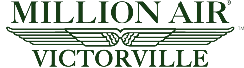 Million Air Victorville logo